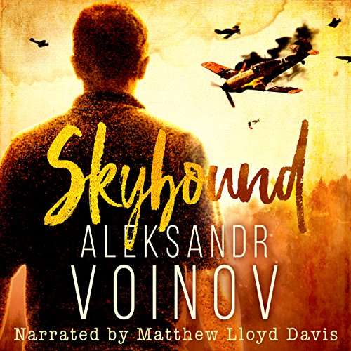 Skybound audiobook cover art