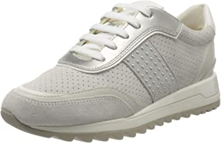 Geox D Tabelya A, Sneakers Basses Femme