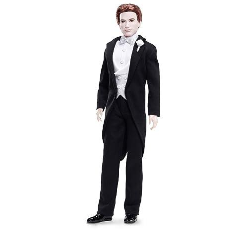 Twilight Saga Breaking Dawn Edward Cullen Groom Tuxedo Ken Barbie Doll