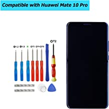 Upplus Replacement OLED Screen Compatible with Huawei Mate 10 Pro 6.0