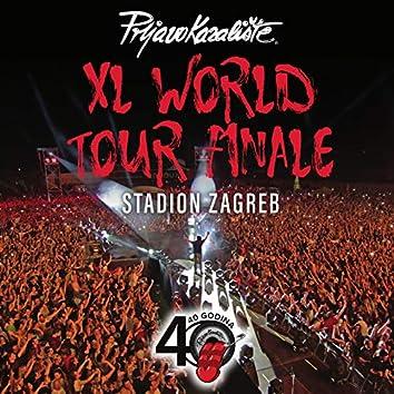XL world tour finale, stadion zagreb