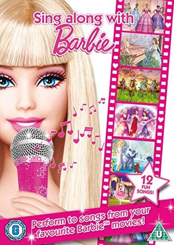Barbie: Sing Along With Barbie [Edizione: Regno Unito] [Reino Unido] [DVD]