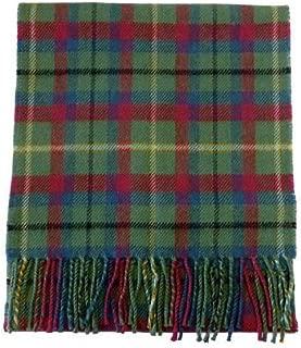 irish county tartan scarves