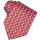Lacrosse Silk Necktie Men's Tie - 100% Silk Lacrosse...