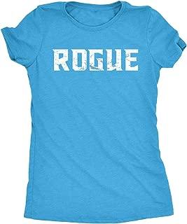 Rogue Slogan Women's Tri-Blend T-Shirt