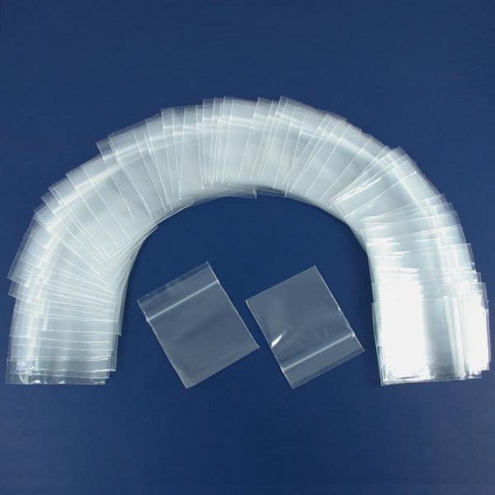 PREMIUM 2X 1000 CLEAR Reclosable Zipper Latest item 2 mil [Alternative dealer] - x Bags 2''