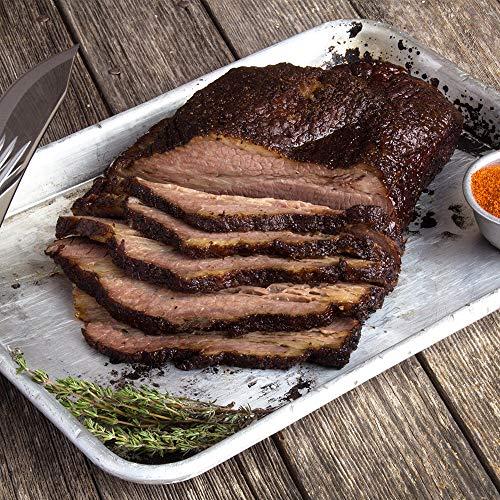 Brisket Flat by Nebraska Star Beef - Prestige -Smoker Ready, BBQ Beef Perfection