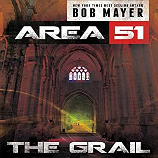 The Grail audiobook cover art