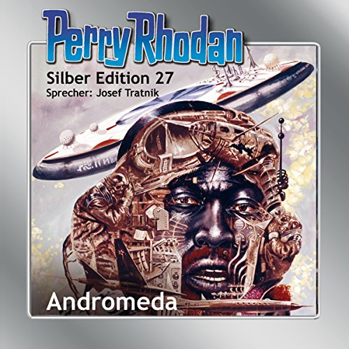 Andromeda audiobook cover art