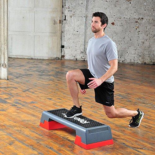 Reebok Paso profesional de 7 kg – Altura ajustable