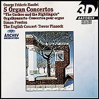 Organ Concerti