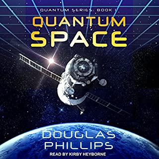 Quantum Space audiobook cover art