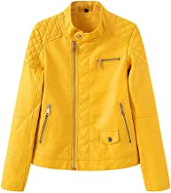 TMOTYE 2019 Damen Mäntel Lederjacke Motor Biker Mantel Plus Größe Reißverschluss Lederjacke Herbst Winter Gute Qualität Outwear Weichen Revers