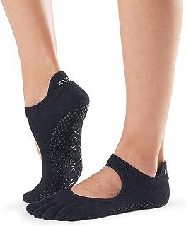 Toesox, Full Toe Bellarina Calcetines de Yoga Unisex adulto