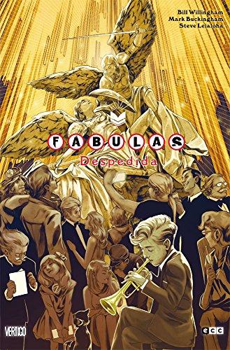 Fábulas 23 (último número): Despedida (Fábulas (Serie regular))