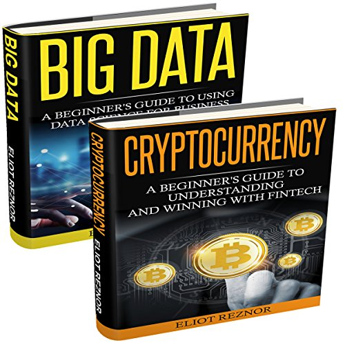 Data Revolution: Big Data, Cryptocurrency audiobook cover art