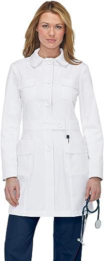 معطف مختبر للنساء 408 جينيفا من كوي