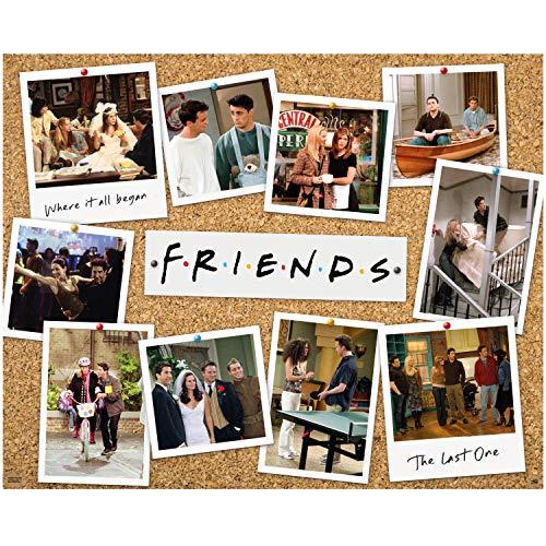 Paladone- Rompecabezas de la Temporada del Programa de televisión Friends – 1000...