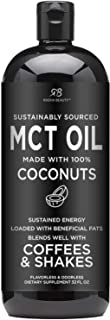 Sponsored Ad - Premium MCT Oil from Non-GMO Coconuts - 32oz. Keto, Paleo, Gluten Free and Vegan Approved.