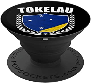 Tokelau PopSockets Grip and Stand for Phones and Tablets