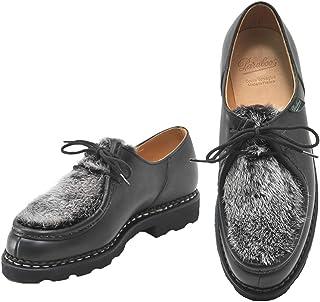 (パラブーツ) Paraboot チロリアンシューズ メンズ 短丈ブーツ ブラック MICHAEL ミカエル 正規取扱店