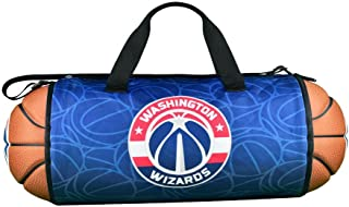 WASHINGTON WIZARDS BASKETBALL TO DUFFLE AUTHENTIC