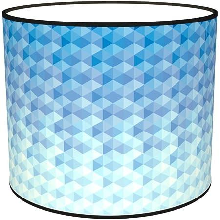 Abat-jours 7111305472560 Imprimé Tom Lampadaire, Tissus/PVC, Multicolore