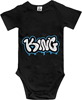 You are The Best Jumpsuit Short Sleeve for Baby Boys Girls