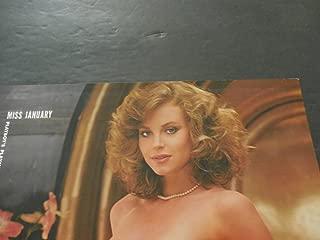 Playboy Centerfold January 1985