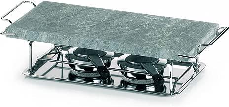Gourmet-Grill 66510 - Plancha para cocinar a la piedra,