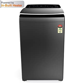 Whirlpool 9.5 kg Fully-Automatic Top Loading Washing Machine (360° BLOOMWASH PRO Heater 9.5, Graphite, In-built Heater)