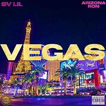 Vegas (feat. Arizona Ron)