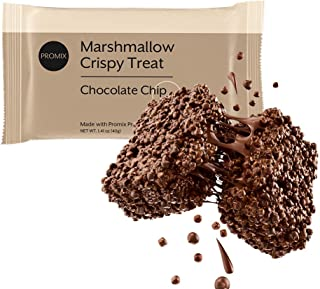 Promix Whey Protein Isolate Puff Bar, Chocolate Chip, 12 Count, 16.9oz | 15g Protein, 150 Calories each|Low...