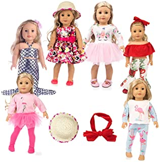 """3pcs American Girl Postcards from MELODY TRAVEL ESSENTIALS for 18/"""" Dolls"""