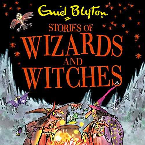 Stories of Wizards and Witches cover art