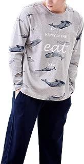 Big Boys Cute Shark Cotton Sleepwear Summer Pajama Sets Size 8-16Years