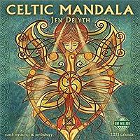 Celtic Mandala 2021 Calendar