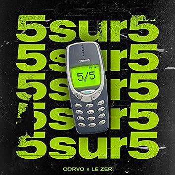 5 sur 5 (feat. Le Zer)