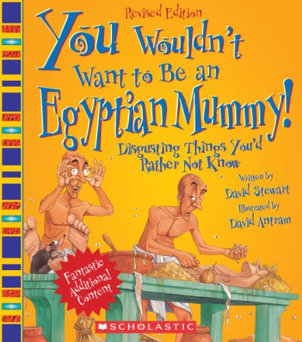 You Wouldn't Want to Be an Egyptian Mummy! (PB)