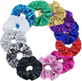 Speerise Gymnastic Hair Scrunchie Ponytail Holders(Varity of Colors)
