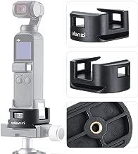 ULANZI OP-4 Tripod Adapter Base Compatible with DJI OSMO Pocket Gimbal WiFi Module Base Accessory Bottom 1/4