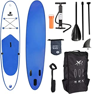 XQ Max - Tabla de surf de remo profesional, SUP (305 cm,
