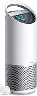 TruSens Air Purifier | 360 HEPA Filtration with Dupont Filter | UV Light Sterilization Kills Bacteria Germs Odor Allergens in Home | Dual Airflow for Full Coverage (Large)
