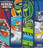 Transformers Rescue Bots 2016 12-Month Calendar