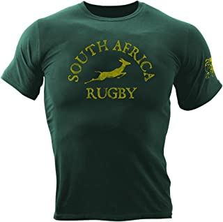 South Africa Rugby Logo T-Shirt