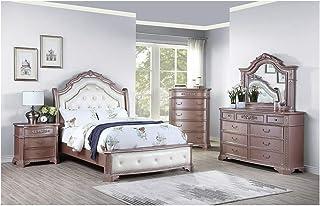 Amazon Com Bedroom Sets Pink Bedroom Sets Bedroom Furniture Home Kitchen