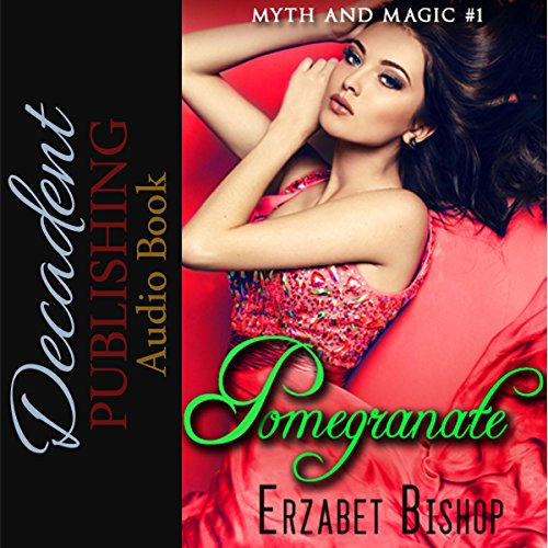 Pomegranate audiobook cover art