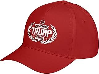 Hat Comrade Trump 2020 Adjustable Unisex Baseball Cap