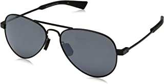 Under Armour Ua Getaway M Aviator Sunglasses Black 56 mm