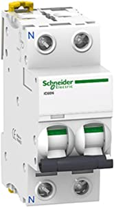 Schneider Arc Fault Circuit Breakers, 9-10 A, 240V, MG.A9F44210